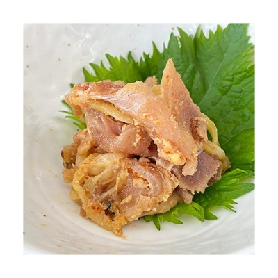 国産鶏もも 塩辛風 約50g