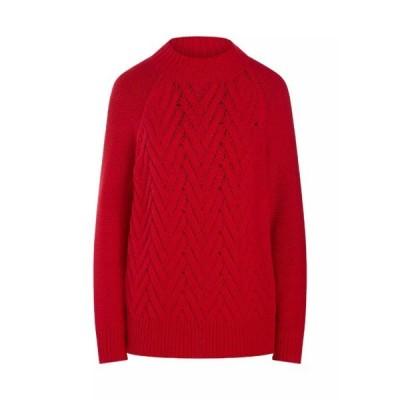 チャップス ニット&セーター アウター レディース Women's Mock Neck Sweater -
