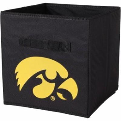 Forever Collectibles フォーエバー コレクティブル スポーツ用品  Iowa Hawkeyes Three-Pack Storage Bin Set
