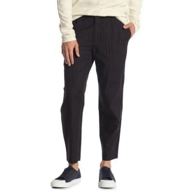 ボールドウィンデニム メンズ カジュアルパンツ ボトムス Sato Pants BLACK STRIPE
