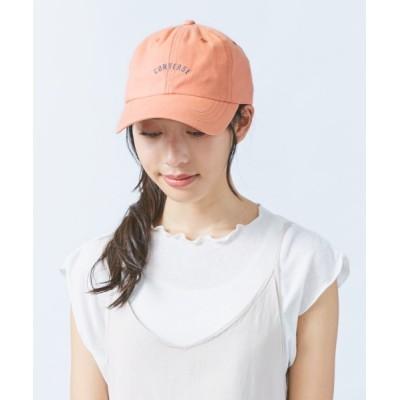 OVERRIDE / 【CONVERSE】C.TWILL CAP / 【コンバース】コットンツイル キャップ オーバーライド WOMEN 帽子 > キャップ