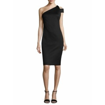 カルバンクライン レディース ワンピース One-Shoulder Bodycon Dress