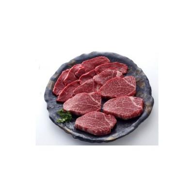 ふるさと納税 J325佐賀県産和牛ヒレステーキ&焼肉(合計700g) 佐賀県伊万里市