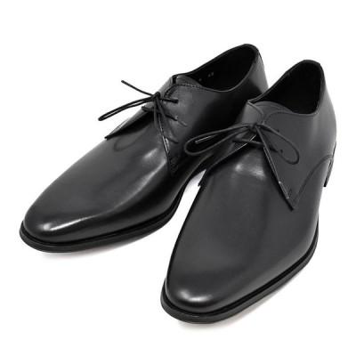 ポールスミス PAUL SMITH レザー ドレスシューズ ビジネスシューズ メンズ CONEY コニー 革靴 ブラック UKサイズ7 (26cm) M1S CON01 APAN BLACK