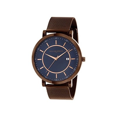 WILLIAM GREGOR - Men's Watch BWG10023G-001 並行輸入品