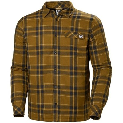 ヘリーハンセン メンズ シャツ トップス Helly Hansen LifaLoft? Insulated Flannel Shirt