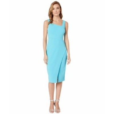 Betsey Johnson ベッツィジョンソン ドレス 一般 Scuba Crepe Midi with Asymmetrical Hem