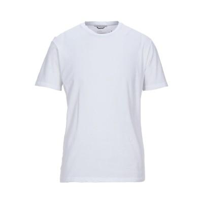 グレイ ダニエレ アレッサンドリーニ GREY DANIELE ALESSANDRINI T シャツ ホワイト S コットン 100% T シャツ
