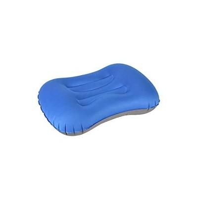 アメリカ直輸入品Vsanstar キャンプ用枕 インフレータブルトラベルピロー 首と腰のサポート キャンプ ハイキング バックパッキング 飛行機送料込み!