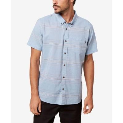 オニール メンズ シャツ トップス Men's Crestmont Button-Up Shirt