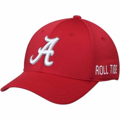 ユニセックス スポーツリーグ アメリカ大学スポーツ Alabama Crimson Tide Top of the World Choice Flex Hat - Crimson 帽子
