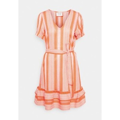 セシリー コペンハーゲン レディース ワンピース トップス Day dress - peach peach