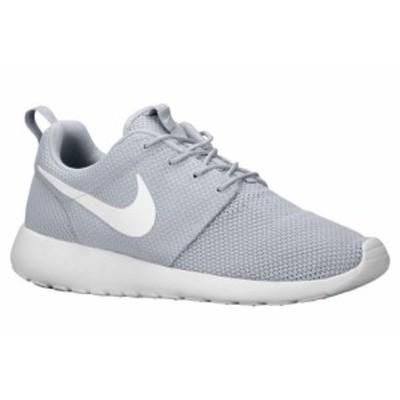 ナイキ メンズ ローシワン Nike Roshe One スニーカー Wolf Grey/White