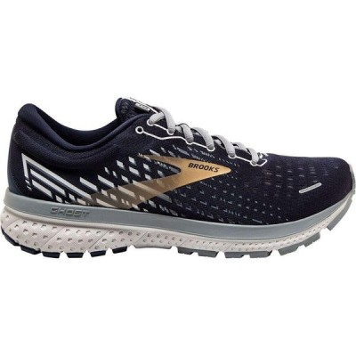 ブルックス Brooks メンズ ランニング・ウォーキング シューズ・靴 Ghost 13 Running Shoe Peacoat/Grey/Gold