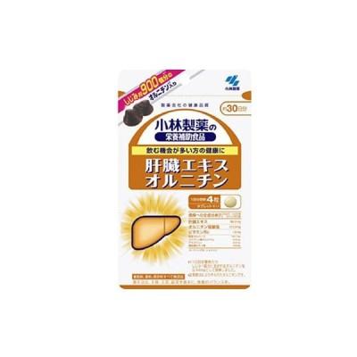 小林製薬の栄養補助食品 肝臓エキスオルニチン120粒 小林製薬【RH】
