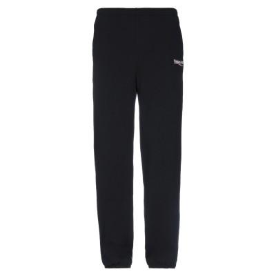 バレンシアガ BALENCIAGA パンツ ブラック XS コットン 85% / ポリエステル 15% パンツ