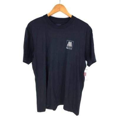 カーハートワークインプログレス Carhartt WIP プリントカットソー クルーネックTシャツ メンズ M 中古 201125
