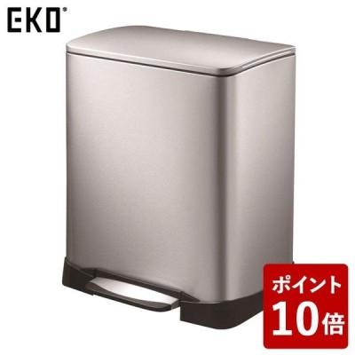 EKO ネオキューブ ステップビン 28L+18L EK9298MT-28L+18L EKO JAPAN
