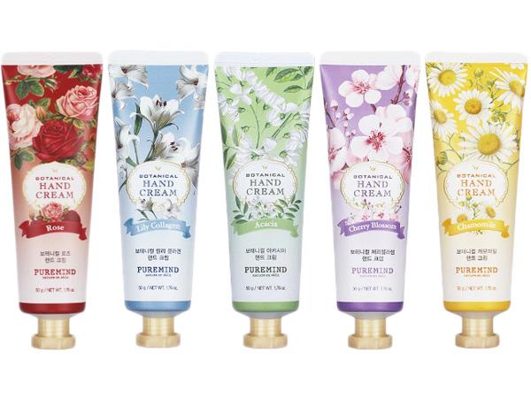韓國 PURE MIND~植物香氛護手霜(50g) 款式可選【D810727】