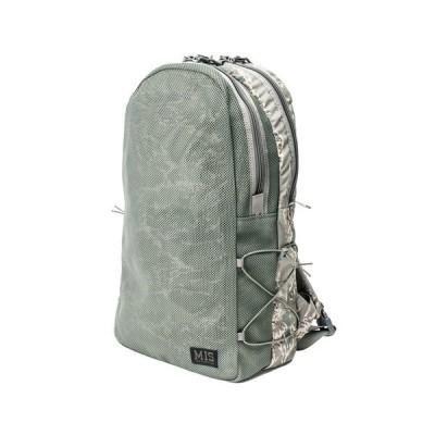 エムアイエス MIS Mesh Backpack Abu Camo
