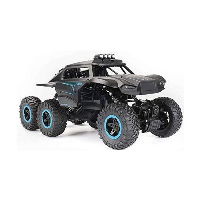 Zhangl High-Speed Four-Wheel Drive Off-Road Climbing Remote Control Car High Speed 6WD RC Off-Road Cars,Buggy Monster Truck 2.4Ghz Electric