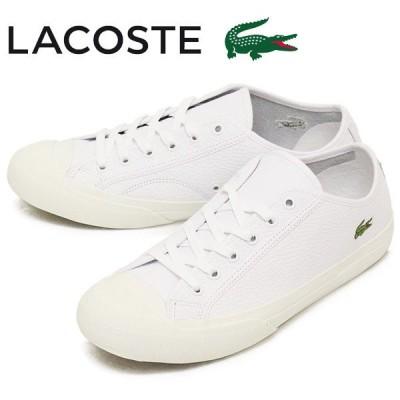 LACOSTE (ラコステ) CM00711 TOPSKILL 0721 1 メンズ スニーカー 65T WHTxOFF WHT LC243
