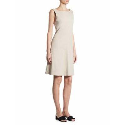 セオリー レディース ワンピース Cicieema Cutout Poplin Dress