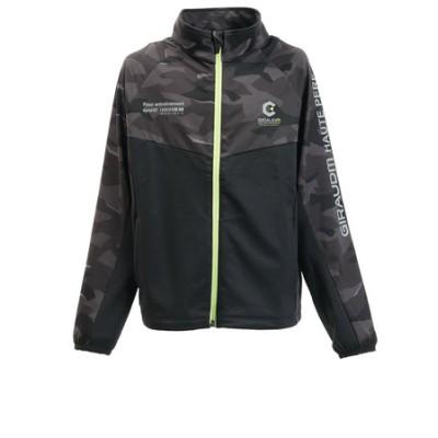 ジュニア ウインドクロス ニットウォームアップジャケット 853GM9AG7976 BLK オンライン価格