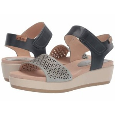 Pikolinos レディース 女性用 シューズ 靴 ヒール Mykonos W1G-1733 Aqua【送料無料】