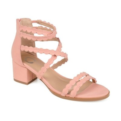 ジャーニーコレクション パンプス シューズ レディース Women's Jasiri Pump Pink