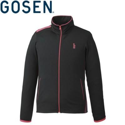 ゴーセン テニス ストレッチジャージジャケット メンズ レディース W1700-39