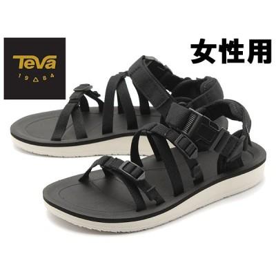 テバ レディース サンダル アルプ プレミア TEVA 01-15077040
