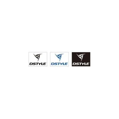DSTYLE DSTYLE LOGO カッティングステッカー タイプ2 BLACK