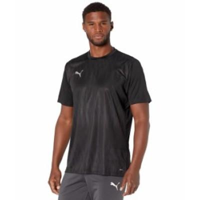 プーマ メンズ シャツ トップス ftblNXT Graphic Shirt Core Puma Black/Asphalt/Puma White
