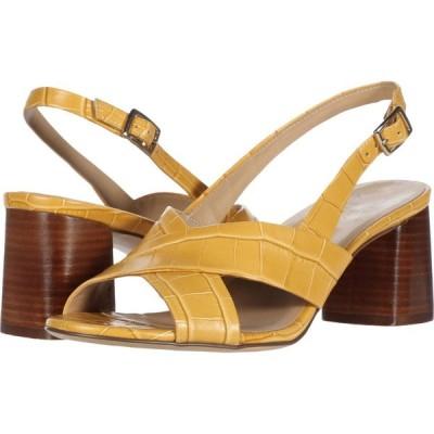 ナチュラライザー Naturalizer レディース サンダル・ミュール シューズ・靴 Azalea Sunset Yellow Croco Print Leather