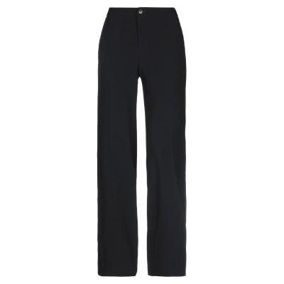 XANDRES パンツ ブラック 36 アセテート 82% / ポリエステル 18% パンツ