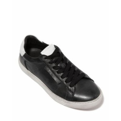 オールセインツ レディース スニーカー シューズ Women's Sheer Lace Up Sneakers Black