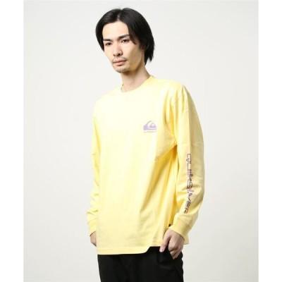 tシャツ Tシャツ OMNI LOGO LT/クイックシルバー 長袖 ロンT