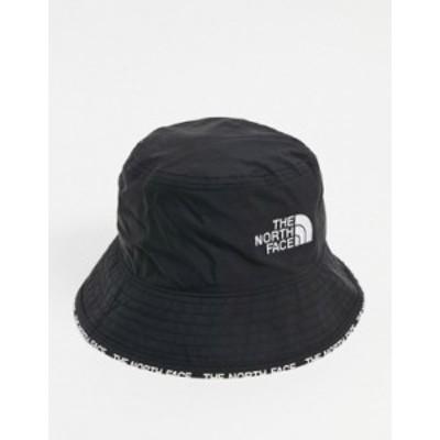 ノースフェイス メンズ 帽子 アクセサリー The North Face Cypress bucket hat in black TNF black
