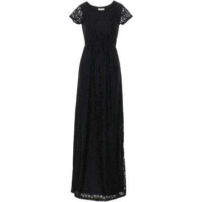 DRY LAKE. ロングワンピース&ドレス ブラック XS ナイロン 90% / ポリウレタン 10% ロングワンピース&ドレス