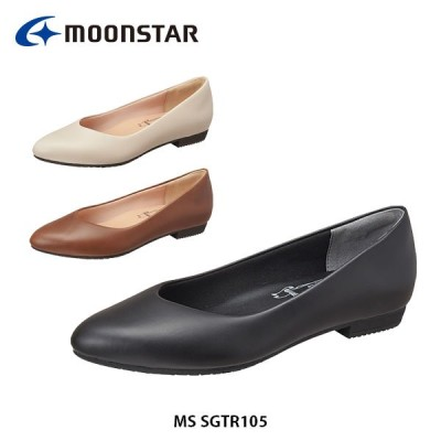 ムーンスター レディース パンプス sugata MS SGTR105 シューズ 靴 やわらか設計 Ag 抗菌防臭 軽量設計 1E 月星 MOONSTAR MSSGTR105