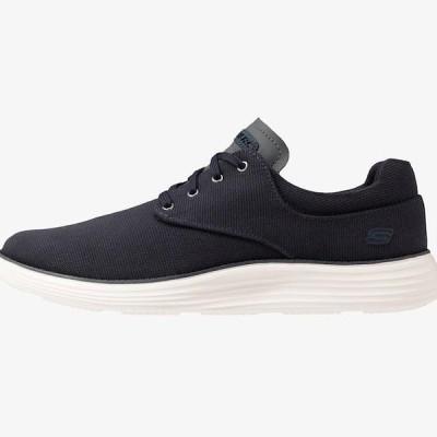 スケッチャーズ メンズ 靴 シューズ STATUS 2.0 BURBANK - Trainers - navy