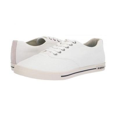 SeaVees シービーズ メンズ 男性用 シューズ 靴 スニーカー 運動靴 Hermosa Plimsoll Surfwash - Bleach