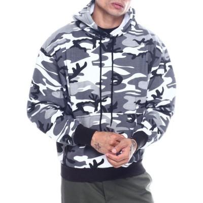 ロスコ Rothco メンズ パーカー トップス rothco camo pullover hooded sweatshirt City Camo