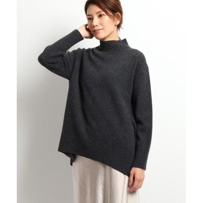 COUP DE CHANCE / カシミヤ混ハイネックニット WOMEN トップス > ニット/セーター