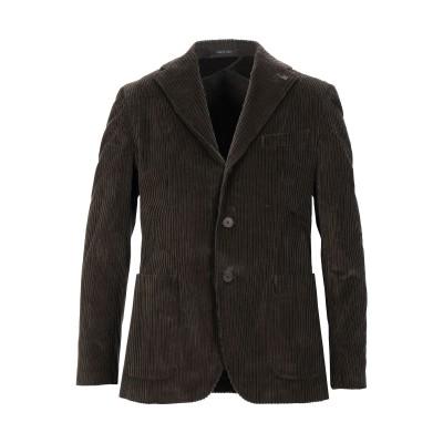 タリアトーレ TAGLIATORE テーラードジャケット ミリタリーグリーン 54 コットン 100% テーラードジャケット