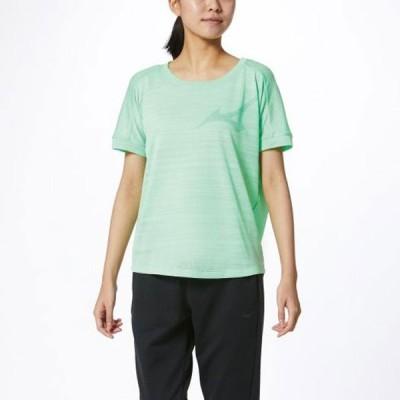 ドライエアロフローTシャツ(レディース) MIZUNO ミズノ トレーニングウエア ミズノトレーニング(ウィメンズ) Tシャツ (32MA0324)