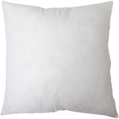 DreamHome - 18 インチ X 18 インチ スクエア ポリエステル製枕用詰め物 (1、ホワイト) B01C5PQ0HY