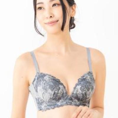 fran de lingerieフランデランジェリー(fran de lingerie)Style Up Wireless -Bitter Sexy- スタイルアップワイヤレスビターセクシー ブラ&ショーツセットB65-E75カップ