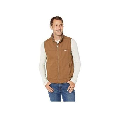 ウルヴァリン Porter Sherpa Vest メンズ Coats & Outerwear Chestnut